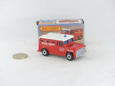 Matchbox Superfast MB69 Wells Fargo Security Truck/Fourgon Blindé / Boite (#A19)