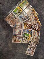 MARIANO RIVERA LOT OF 58 BASEBALL CARDS