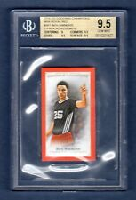 BEN SIMMONS 2016-17 GOODWIN CHAMPIONS MINI ROYAL RED SP ROOKIE RC BGS 9.5 76ers