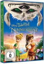TinkerBell und die Legende vom Nimmerbiest (Disney) DVD Neu!