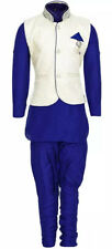 Kids Indian Wear Bollywood Style Kurta Dhoti Set for Boys Size 6