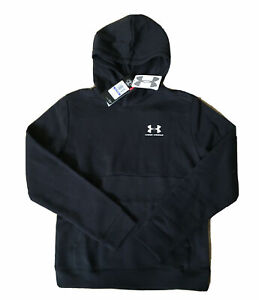 NWT UNDER ARMOUR Boys Pullover & Zip Non-Hooded & Hooded Jackets/SWTSHIRT, 4-YXL