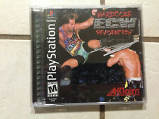 ECW: Hardcore Revolution (Sony PlayStation 1, 2000) PS1