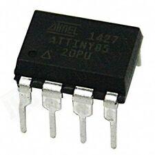 1 PCS ATTINY85-20PU ATTINY85 MCU 8BIT 8KB DIP8 ATMEL MICROCONTROLLER - FROM USA