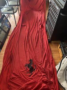 Genuine Ferrari California Red Indoor Car Cover - Used