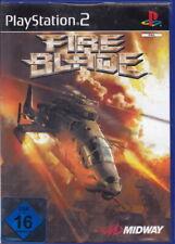 Fireblade  (PS2) In Box, mit Anleitung