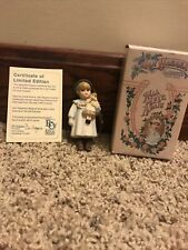 Jan Hagar Collection Doll Ornament Nikki & Mey Limited Edition Certificate Lot 2