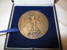 Médaille  Chambre de commerce Bruxelles