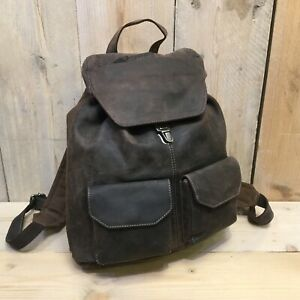 Greenburry Leder Rucksack unisex Backpack Vintage Revival 1929-22