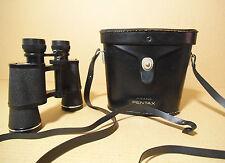 Antiguos-vintage,binoculares prismaticos Pentax Asahi,7x35. 6.5º