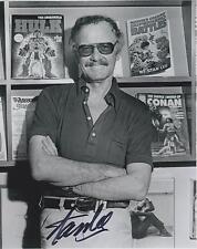 Stan Lee  Autograph , Original Hand Signed Photo