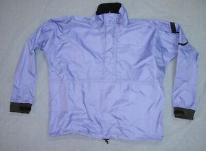 Kokatat Waterproof Paddling Jacket, mens XL, Periwinkle? (I just like the word!)