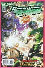 Green Lantern New Guardians #6 Wrath of a Living God Dc New 52 Comics F+