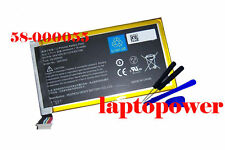 For Amazon Kindle Fire HD Battery pack 58-000055 26S1005 4400mAh+Tools