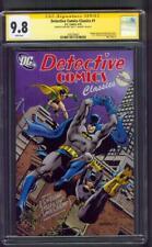 Batman Detective Comics 1 CGC SS 9.8 Sheldon Shelly Moldoff Signed no 27 Rare