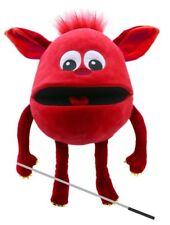 Baby Monster- Red Puppet Bundle w/ Arm Rod