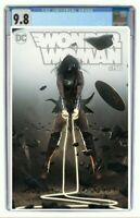 Wonder Woman #750 CGC 9.8 Graded Exclusive Bosslogic Cover A Variant Pre Order