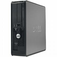 DELL Optiplex 760 Intel Core 2 Duo E8400 3000MHz 2048MB 80GB DVD Win 7 Professio