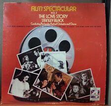 STANLEY BLACK Love Story Film Spectacular Vol.5  LP