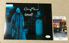 Chaney Morrow Signed 8x10 Photo Haunt Ghost Movie Auto Autograph JSA COA