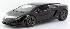 LAMBORGHINI GALLARDO 1/24 Die Cast Model Car Metal Models Metal Miniature Black