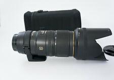 Sigma 70-200mm f/2.8 DG OS ( Optical Stabilized) HSM für NIKON
