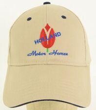 Holland Motor Homes Michigan Tulip baseball hat cap adjustable embroidered