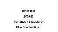 VMware Certified Professional 6.5 - Data Center VirtualizaExam QA PDF&Simulator