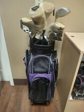 Jack Nicklaus Golden Bear GB Tech Ladies Complete Golf Set with Bag