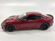 Maserati Gran Turismo MC Stradale 1:38 Scale 5395 Burgundy