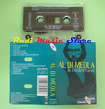 MC AL DI MEOLA A collection 1997 holland COLUMBIA COL 489501 4 no cd lp dvd vhs