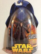 STAR WARS ROTS ANAKIN SKYWALKER SLASHING ATTACK CLONE WAR *SHIPS WORLDWIDE*