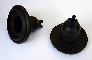 Lucas L594 Pair of Classic Car Insulation Rubber Boots, 576105, 508162