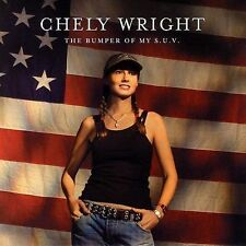 CHELY WRIGHT - THE BUMPER OF MY S.U.V.!! NR!!!!