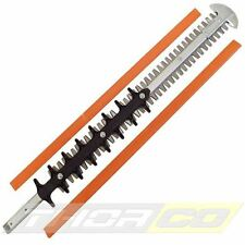 Bar BLADE SET fits STIHL HS81 HS81R HS81RC HS81T HS81TC hedge trimmer cutter