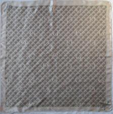 -Superbe foulard GUESS   soie   TBEG vintage scarf 85 x 87 cm
