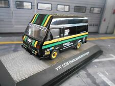 VW Volkswagen Bus LT28 LT VW Motorsport Hochraumkastenwagen Benoit BP SP 1:43