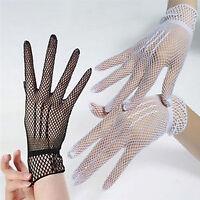 72/5000 Soirée mariage nuptiale filles femmes sexy Prom conduite dentelle gant I