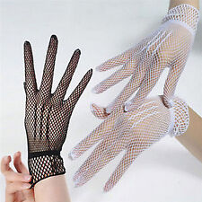 Women's Girls' Bridal Evening Wedding Party Prom Driving Lace Gloves、New