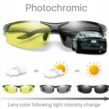 Polarized Photochromic Outdoor Sports Sunglasses UV400 Protection for Men Women
