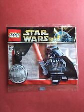 LEGO  STAR WARS CHROME DARTH VADER POLYBAG - BRAND NEW & SEALED LIMITED EDITION