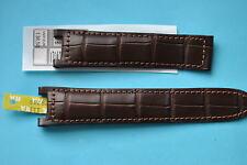 Louisiana cinturino in coccodrillo 18 mm per orologio di marca PASHA