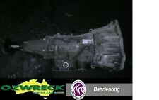 GM HOLDEN COMMODORE VZ  TRANSMISSIONS 4 SPEED AUTOMATIC (5HHD ONLY)