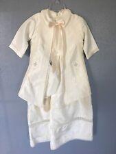 Baptism Outfit for boys. Traje de Bautizo para niños.