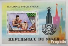 Niger Blok 24 (compleet Kwestie) postfris MNH 1979 Pre-Olympisch Jaar