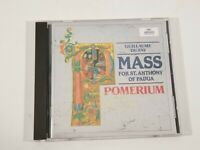 Du Fay: Mass for St. Anthony of Padua (CD, Aug-1996, Archiv Produktion (DG...