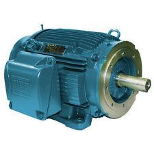 Weg 01018et3e215tc W22 3 Phase General Purpose Motor 10 Hp 215tc Frame