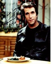 HENRY WINKLER signed autographed HAPPY DAYS ARTHUR FONZIE FONZARELLI photo (2)