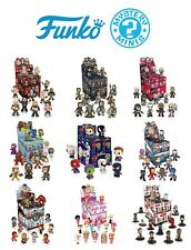 FUNKO MYSTERY MINIS VINYL FIGURES & PLUSHIES MARVEL, DC COMICS, STAR WARS & MORE
