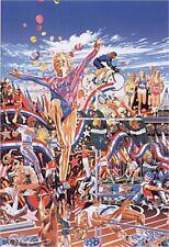 "Hero Yamagata      ""  The Gymnast ""   MAKE  OFFER    DSSTD"